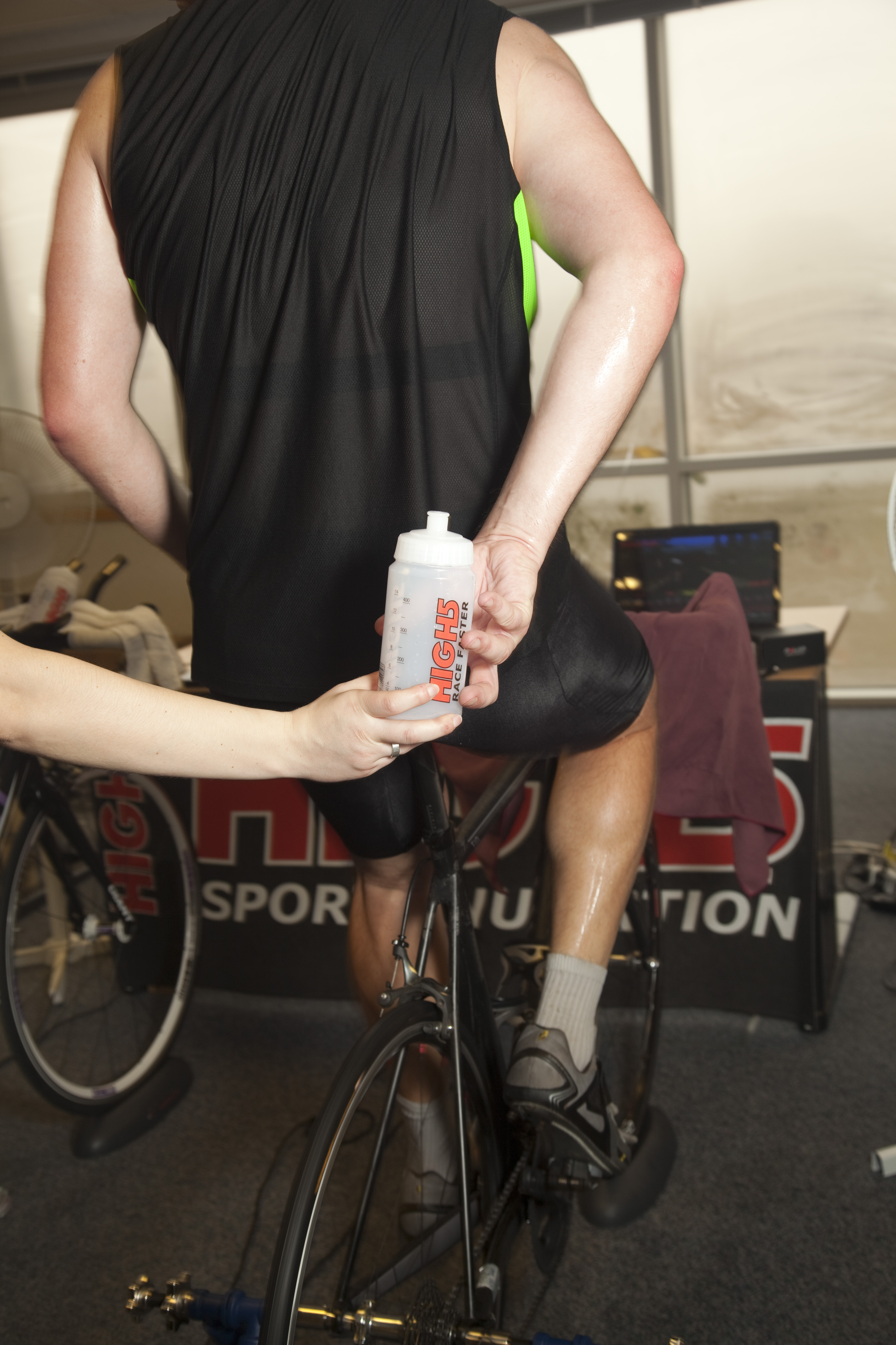 turbo trainer nutrition